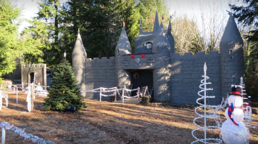 Christmas Fantasy Trail Wenzel Farm