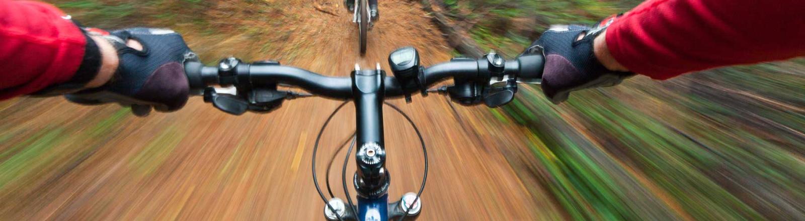 Mountain Biking Cam
