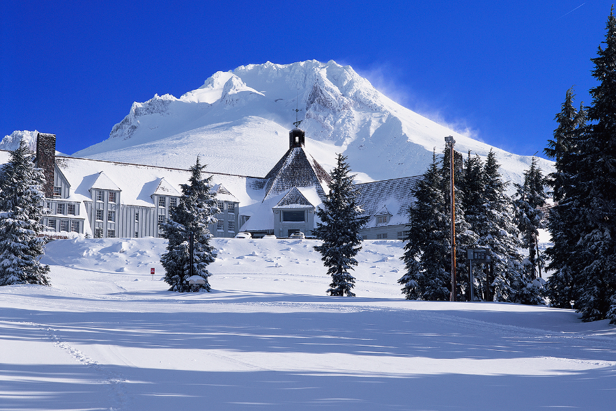 Mt Hood, Timberline Lodge