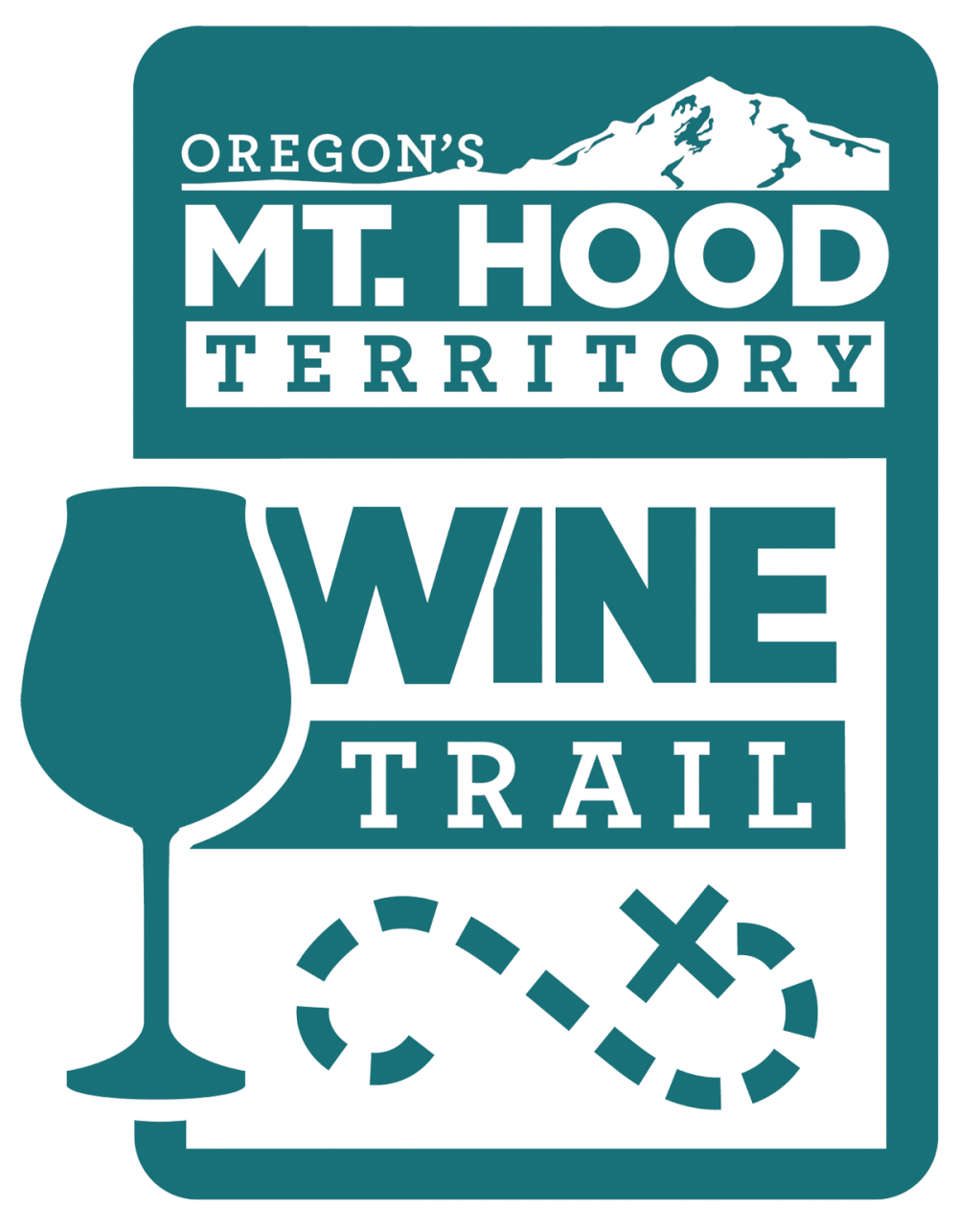 Mt. Hood Territory Wine Trail Logo