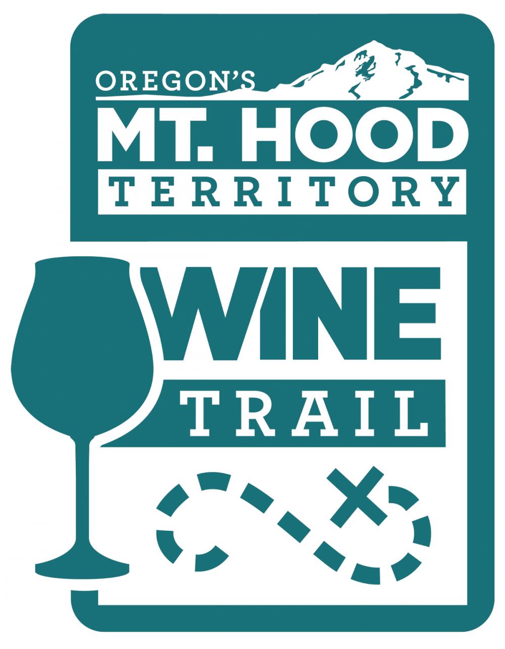 Mt. Hood Territory Wine Trail Logo