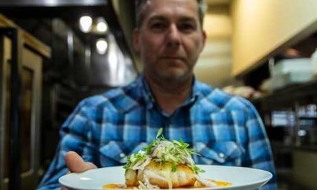Chef Pascal Chureau Allium Bistro West Linn downtown Oregon City