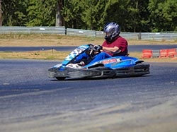 kart racing at Pats Acres in oregons Mount Hood Territory
