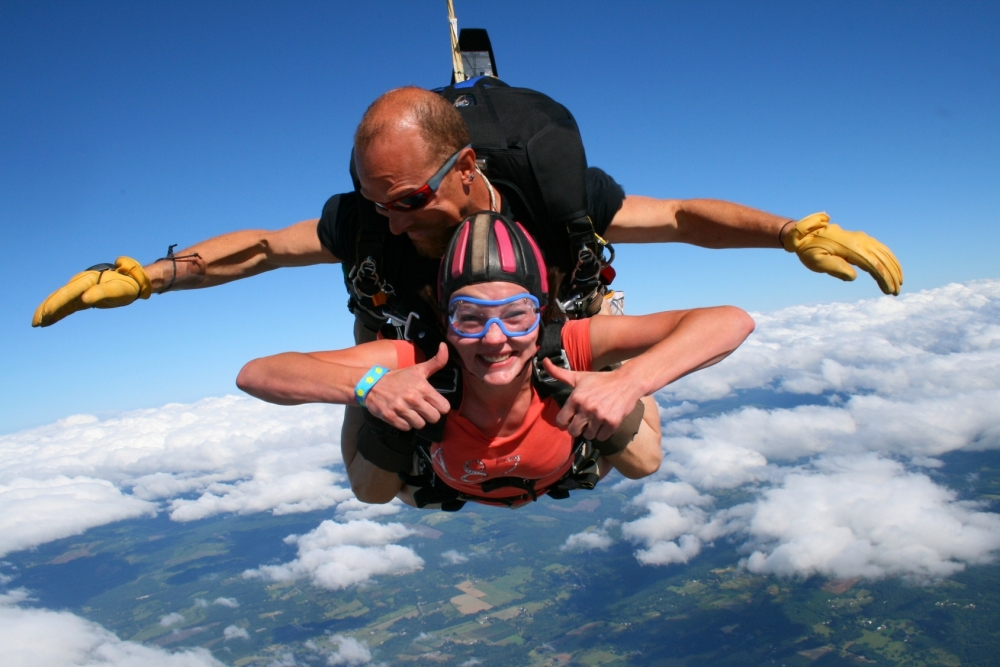 skydive oregon