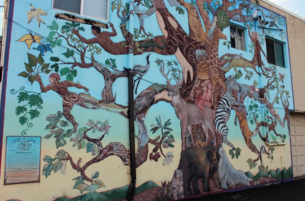 Artback Murals - Trree of Life