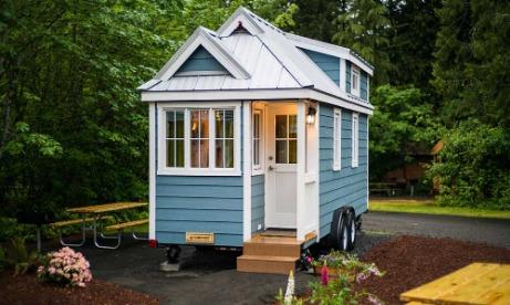 Tiny Homes - Zoe model